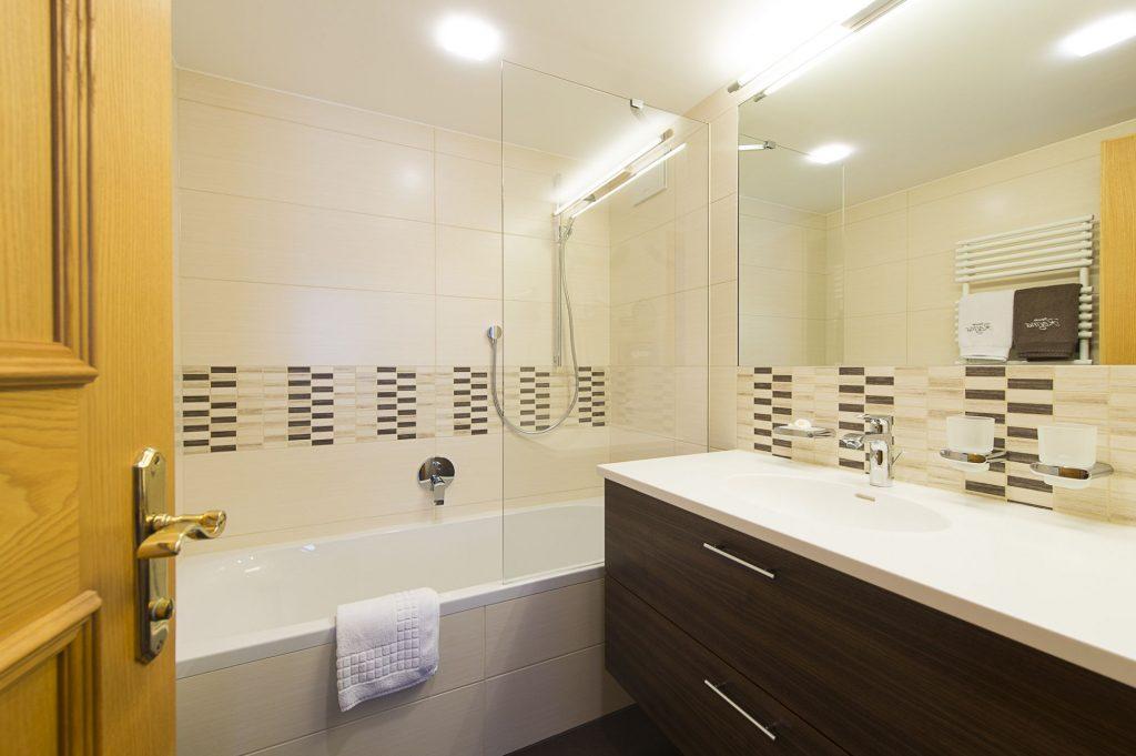 Appartement 7 - Badezimmer