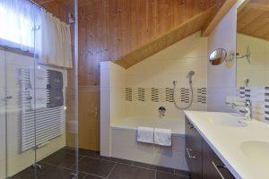 Appartement 10 - Badezimmer