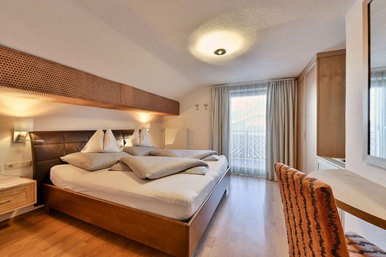 Doppelzimmer 5 - Schlafzimmer