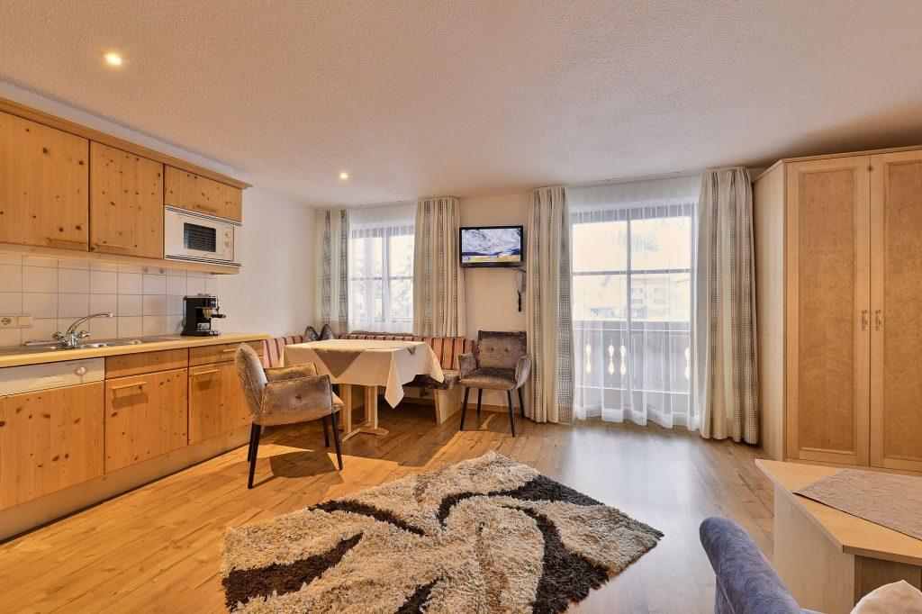 Appartement 7 - Küche