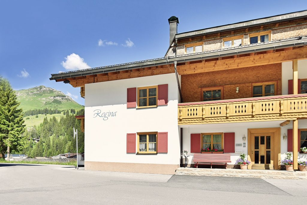 Pension Regina in Lech